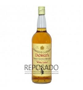 Dewar's White Label Special Reserve 1L (Дюарс Вайт Лейбл Специальный Резерв 1л)