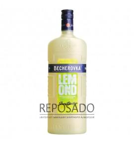 Becherovka Lemond 1L (Бехеровка Лимонная 1л)