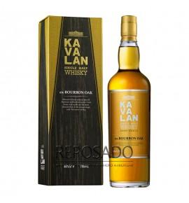 Kavalan Ex-Bourbon Oak 0,7L (Кавалан Экс-Бурбон Оук 0,7л)