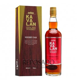 Kavalan Sherry Oak 0,7L (Кавалан Шерри Оук 0,7л)