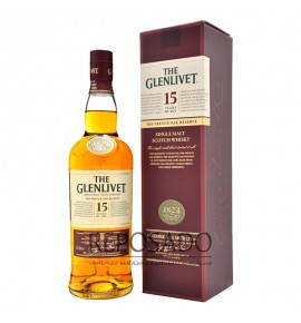 Glenlivet 15 Years Old French Oak Reserve 0,7L (Гленливет 15 лет Френч Оак Резерв 0,7л)