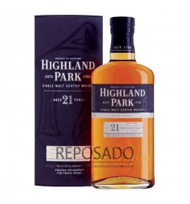 Highland Park 21 Years Old 0,7L (Хайленд Парк 21 лет 0,7л)