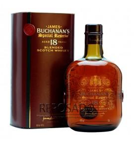 Buchanan's 18 Years Old 0,75L (Бучананс 18 лет 0,75л)