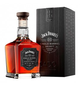 Jack Daniels Single Barrel 0,7L (Джек Дэниэлс Сингл Баррел 0,7л)