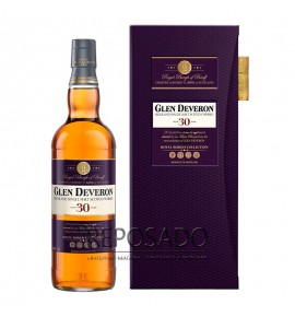 Glen Deveron 30 Years Old 0,7L (Глен Деверон 30 лет 0,7л)