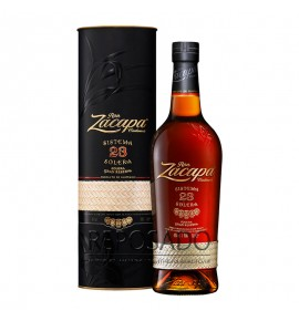 Zacapa 23 Years Old 1L (Закапа 23 года 1л)