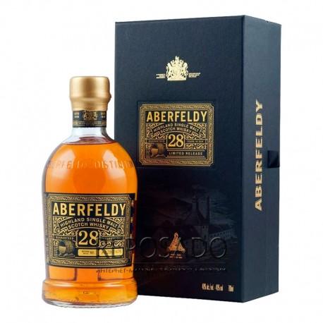 Aberfeldy 28 Years Old 0,75L (Аберфелди 28 лет 0,75л)