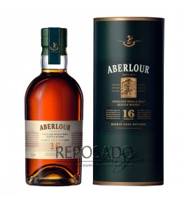 Aberlour 16 Years Old Double Cask Matured 0,7L (Аберлауэр 16 лет Дабл Каск 0,7л)