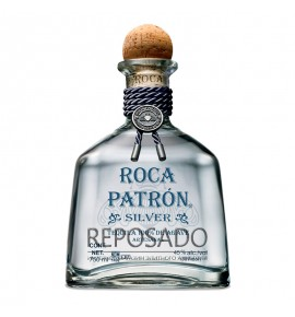 Roca Patron Silver 0,75L (Рока Патрон Сильвер 0,75л)