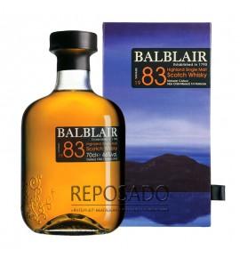 Balblair Vintage 1983 0,7L (Балблэр Винтаж 1983 года 0,7л)