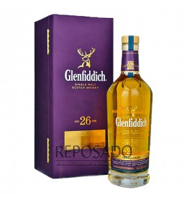 Glenfiddich 26 Years Old Excellence 0,7L (Гленфиддик 26 лет 0,7л)