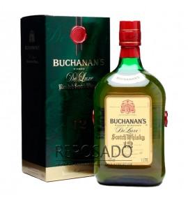 Buchanan's 12 Years Old De Luxe 1L (Бучананс 12 лет Де Люкс 1л)
