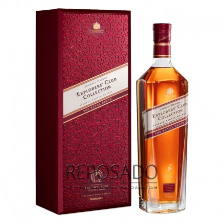 Johnnie Walker Explorers Club Collection, The Royal Route 1L (Джонни Уокер Клаб Коллекшн, Роял Роит 1л)