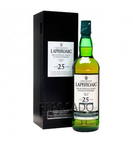 Laphroaigh 25 Years Old 0,7L (Лафройг 25 лет 0,7л)