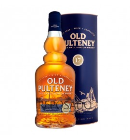 Old Pulteney 17 Years Old 0,7L (Олд Палтни 17 лет 0,7л)