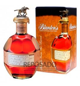 Blanton's Straight From The Barrel 0,7L (Блэнтонс Стрэйт Фром зе Бэррел 0,7л)