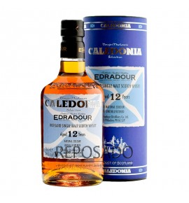 Edradour Caledonia 12 Years Old 0,7L (Эдрадур Каледония 12 лет 0,7л)