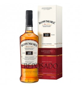 Bowmore 10 Years Old Sherry Sask 1L (Бомо 10 лет Черри Каск 1л)