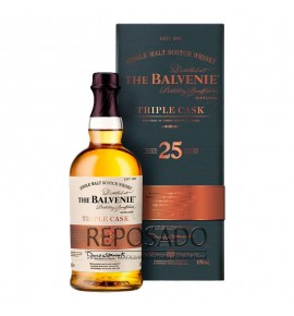 Balvenie 25 Years Old, Triple Cask 0,7L (Балвени 25 лет Трипл Каск 0,7л)