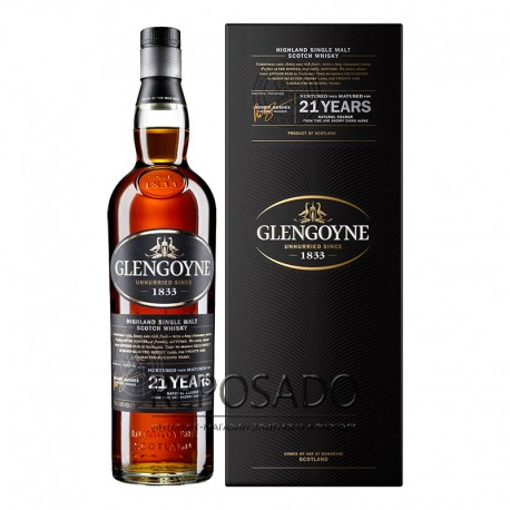 Glengoyne 21 Years Old 0,7L (Гленгойн 21 лет 0,7л)