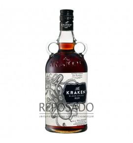 Kraken Black Spiced Rum 1L (Кракен Блэк Спайсед 1л)