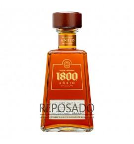 Tequila 1800 Anejo 0,75L (Текила 1800 Аньехо 0,75л)