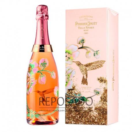 Perrier-Jouet Belle Epoque Rose 2005 0,75L (Перье Жует Розе 0,75л)