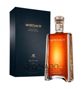 Mortlach 25 Years Old 0,5L (Мортлач 25 лет 0,5л)