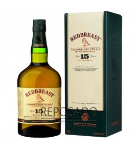 Redbreast 15 Years Old 0,7L (Рэдбрист 15 лет 0,7л)