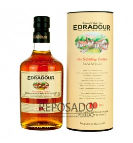 Edradour 10 Years Old 0,7L (Эдрадур 10 лет 0,7л)