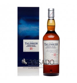 Talisker 25 Years Old 0,7L (Талискер 25 лет 0,7л)