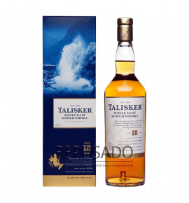 Talisker 18 Years Old 0,7L (Талискер 18 лет 0,7л)