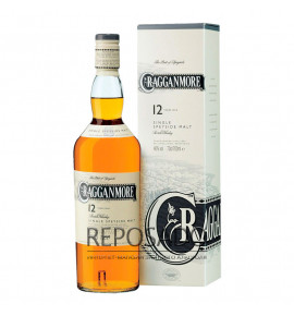 Cragganmore 12 Years Old 0,7L (Краганмо 12 лет 0,7л)