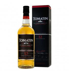 Tomatin 12 Years Old 0,7L (Томатин 12 лет 0,7л)