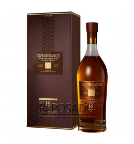 Glenmorangie 18 Years Old, Extremely Rare 0,75L (Гленморанджи 18 лет 0,75л)