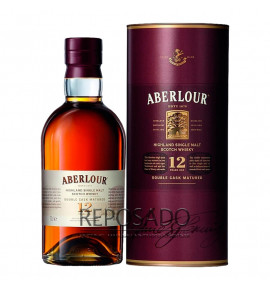 Aberlour 12 Years Old Double Cask Matured 0,7L (Аберлау 12 лет Дабл Каск 0,7л)