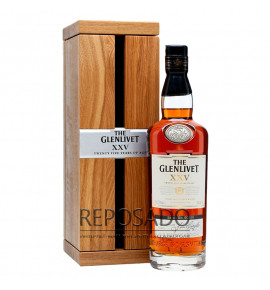 Glenlivet 25 Years Old 0,7L (Гленливет 25 лет 0,7л)