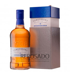 Tobermory 18 Years Old 0,7L (Тобермори 18 лет 0,7л)