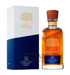 Nikka 12 Years Old 0,7L (Никка 12 лет 0,7л)