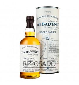 Balvenie 12 Years Old Single Barrel 0,7L (Балвени 12 лет Сингл Баррель 0,7л)