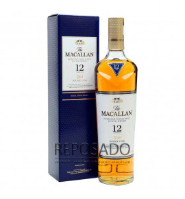 Macallan 12 Years Old, Double Cask 0,7L (Макаллан 12 лет Double Cask 0,7л)