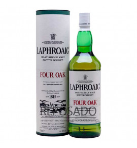 Laphroaig Four Oak 1L (Лафройг Фо Оак 1л)
