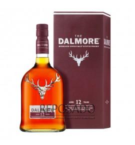 Dalmore 12 Years Old 0,7L (Далмор 12 лет 0,7л)