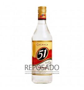 Cachaca 51 1L (Кашаса 51 1л)