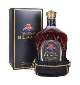 Crown Royal Black 1L (Краун Роял Блэк 1л)
