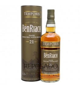 BenRiach 21 Years Old Peated 0,7L (Бенриах 21 год Питед 0,7л)