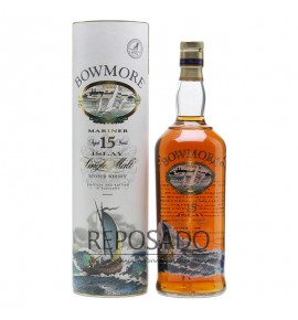 Bowmore 15 Years Old Mariner 0,7L