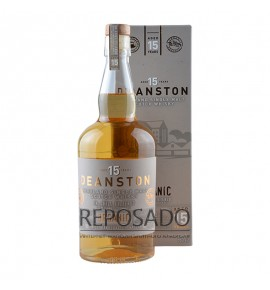 Deanston 15 Years Old Organic 0,7L