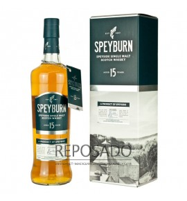 Speyburn 15 Years Old 0,7L