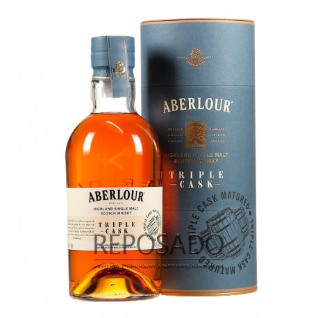 Aberlour 15 Years Old Double Cask Matured 1L (Аберлоу 15 лет 1л)